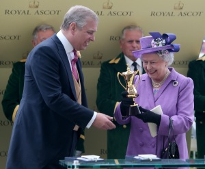 Queen at Royal Ascot