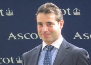 Marco Botti says Tac De Boistron is in good form ahead of the Sky Bet Yorkshire Cup