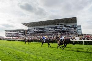 Doncaster racecourse. Pic: Courtesy ARC.