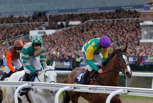 The King George VI Chase, won five times by Kauto Star (pictured) is the likely target for Simonsig.