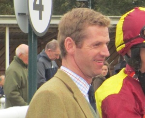 Jamie Snowden returns to Cheltenham with Present View.