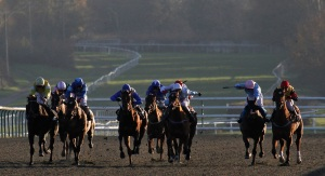 Chelmsford City next year will stage racing on the all-weather in the south east alongside Kempton Park and Lingfield Park (pictured), who staged the first all-weather meeting in Britain in 1989. Pic: Courtesy of ARC.