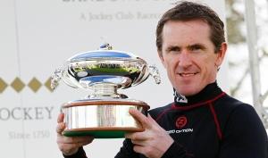Tony McCoy made a winning return at Fontwell Park. Pic: John Hoy.