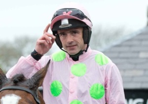 Ruby Walsh has won two Champion Hurdles on Hurricane Fly. Pic: Courtesy of Paddy Power.