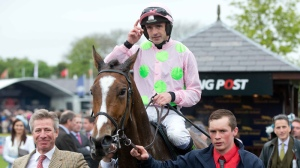 Vautour was one of four winners for Ruby Walsh at the 2015 Cheltenham Festival. Pic: Courtesy of Paddy Power.