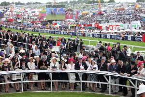 The Oaks is contested on Ladies' Day, the first day of the Investec Derby Festival at Epsom Downs in June.