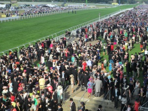 Total attendance was up at Royal Ascot.