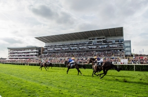 Doncaster hosts the Ladbrokes St Leger. (Pic: Courtesy of ARC).