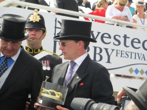 Aidan O'Brien has won a host of big races.