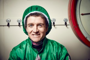 Barry Geraghty. Pic: Dan Kennedy/At The Races (Courtesy of Great British Racing).