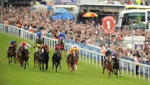 Horse Racing - Investec Derby Day - Epsom Downs Racecourse