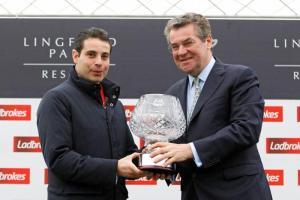 Marco Botti & Mike Dillon Grey Mirage 2015 AW Final mile