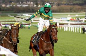 Espoir D'Allen and Mark Walsh win 2019 Unibet Champion Hurdle.