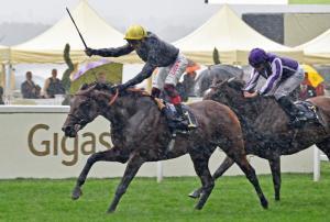 Crystal Ocean - Prince of Wales's Stakes