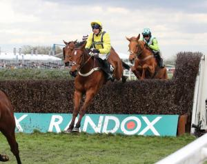 Lostintranslation Mildmay Novices Chase